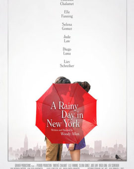 Un giorno di pioggia a New York